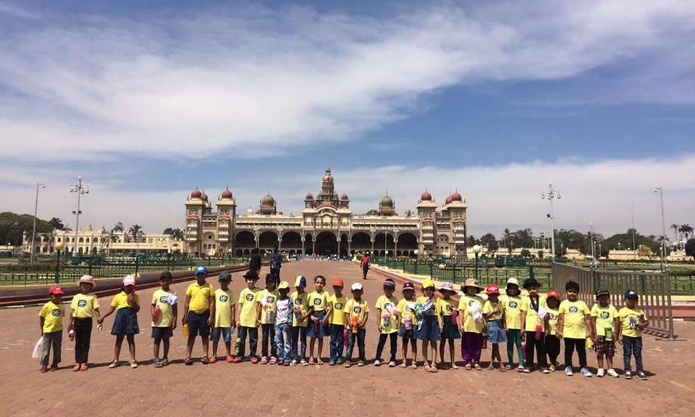 Trip to Mysore Palace